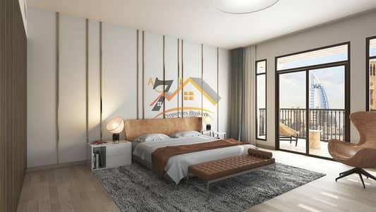 3 Bedroom Apartment for Sale in Jumeirah, Dubai - LUXURY 3BR STUNNING BURJ AL ARAB VIEW