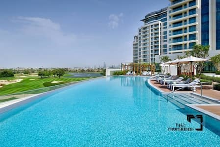 2 Bedroom Flat for Sale in The Hills, Dubai - Largest 2 Bed | Huge Terrace | Access to Pool