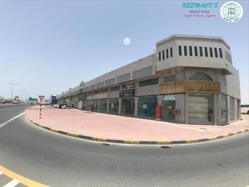 10 SHOP AVAILABLE IN INDUSTRIAL AREA PRIME LOCATION