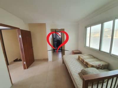 AMAZING 1 BEDROOM HALL PENTHOUSE ALZABI NEW VILLA AT KHALIFA CITY A.