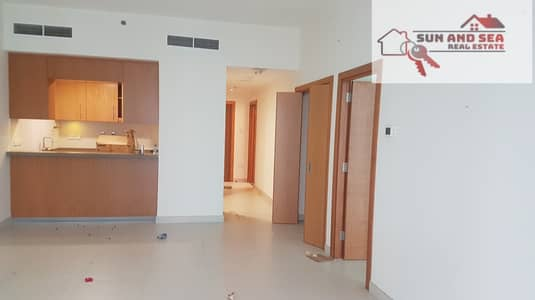 1 Bedroom Flat for Rent in Al Aman, Abu Dhabi - Kitchen Furnished 1 Bedroom Ready to Move In