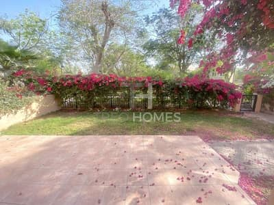 3 Bedroom Townhouse for Sale in Green Community, Dubai - Best Location Backing Park | Vacant Now