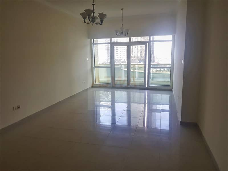 1 1 BHK with Amazing Lake view very  close to DMCC MS