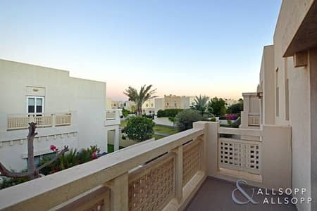 3 Bedroom Villa for Sale in The Lakes, Dubai - Exclusive | D End | Corner Plot | 3 Beds