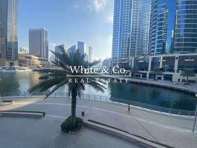 2 Bedroom Flat for Rent in Dubai Marina, Dubai - Full Marina View   Larger Layout   Vacant