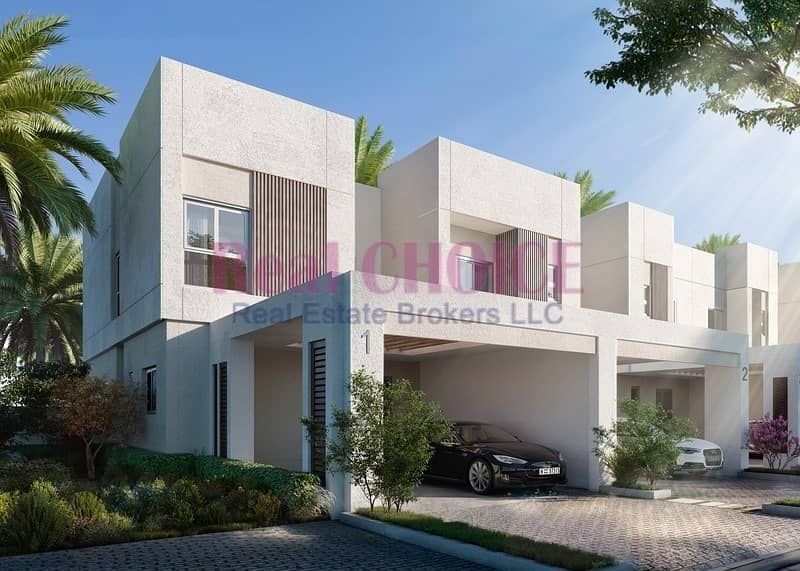 10 Beautiful 3 Bed + Maid | Brand New | Townhouse