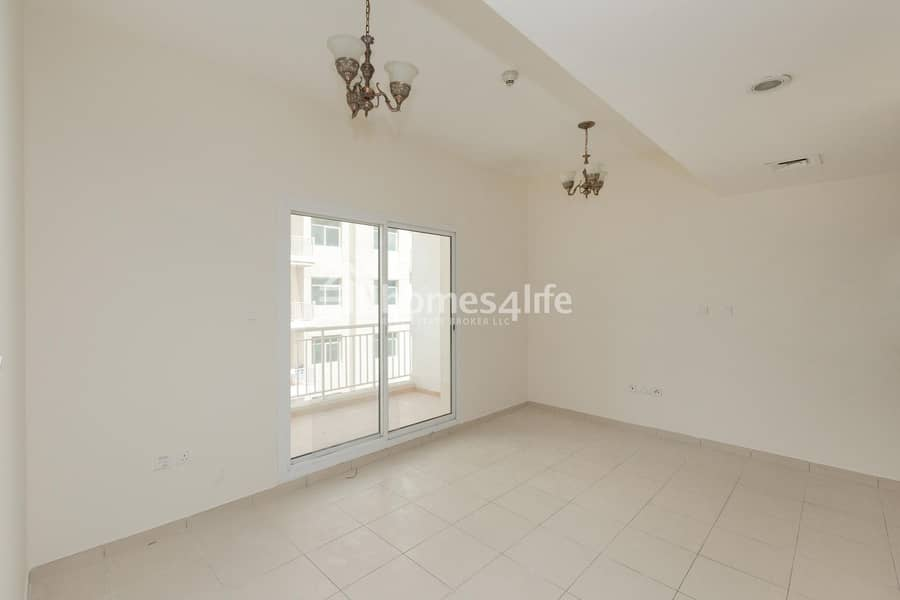 2 Spacious 1 Bedroom Available with Storage