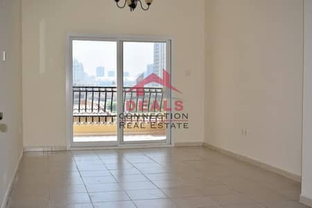 1 Bedroom Apartment for Sale in Jumeirah Village Circle (JVC), Dubai - Huge Balcony | Community View  | 1 Bedroom available for Sale