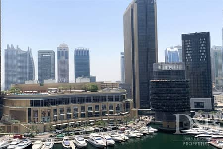 1 Bedroom Apartment for Rent in Dubai Marina, Dubai - Full Marina View | Spacious | Well Maintained