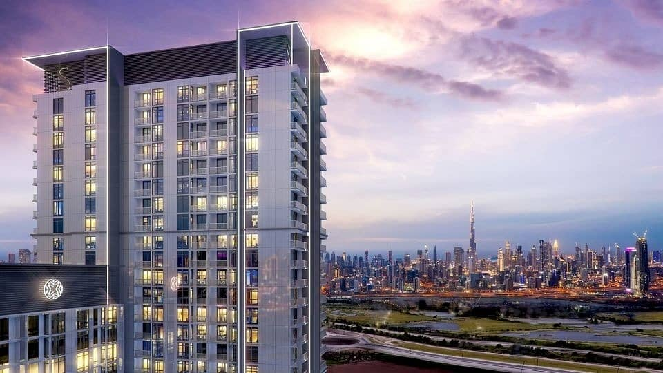 2 own your luxury apartment with 10% dp | at mbr burj khalifa view