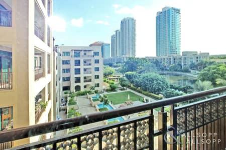 فلیٹ 2 غرفة نوم للبيع في ذا فيوز، دبي - Two Bedrooms + Study  | Lake View | VOT