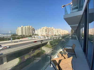 2 Bedroom Flat for Rent in Palm Jumeirah, Dubai - Mid Floor | Furnished or Unfurnished | Modern