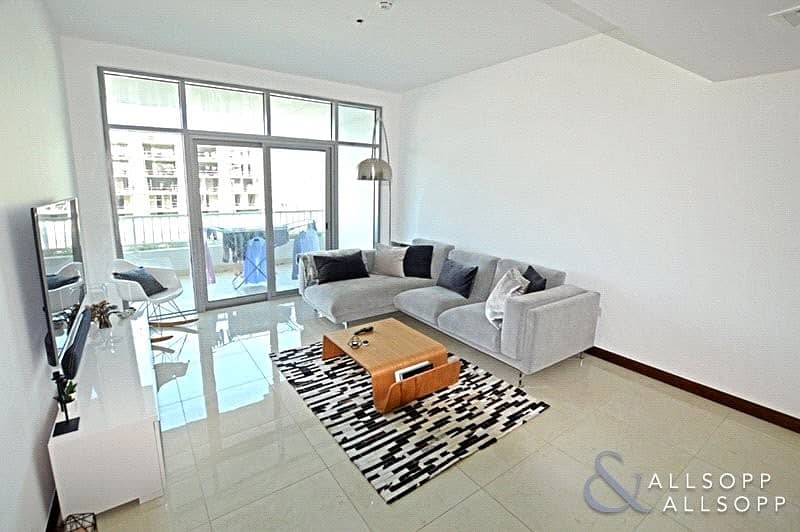 2 One Bed | Pool View | Large Balcony Area