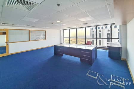 Office for Sale in Jumeirah Lake Towers (JLT), Dubai - Fully Fitted | Partitioned | Ready to Move In