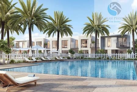 تاون هاوس 3 غرف نوم للبيع في المرابع العربية 3، دبي - 3BR+Maid's Single Row Close to Metro Station