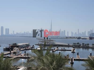 2 Bedroom Apartment for Sale in The Lagoons, Dubai - Amazing 2 BR Full Sea View & Burj  Khalifa