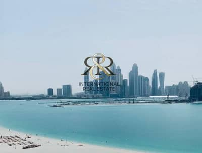 2 Bedroom Apartment for Rent in Palm Jumeirah, Dubai - Top floor/Furnished upgraded/3 car private Garage