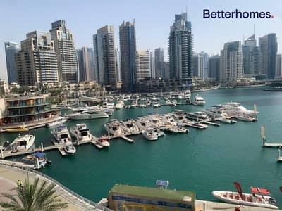 2 Bedroom Villa for Sale in Dubai Marina, Dubai - Full Marina View | Vacant Soon | Motivated Seller