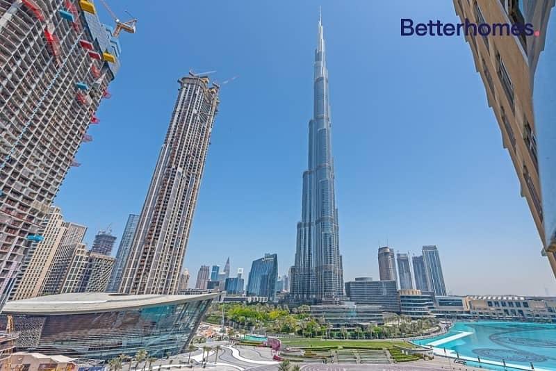 14 Fully upgraded | Vacant | Burj Khalifa View