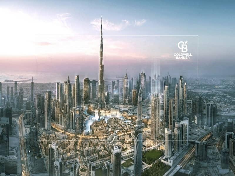 Burj Royale | high floor | Prime Location