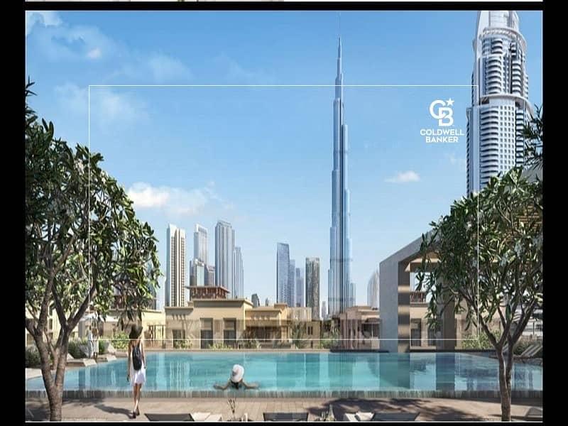2 Burj Royale | high floor | Prime Location