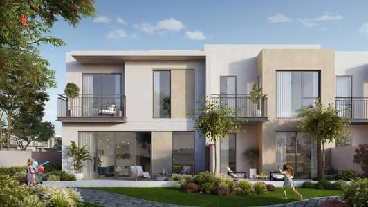 تاون هاوس 3 غرف نوم للبيع في المرابع العربية 2، دبي - تاون هاوس في كاميليا المرابع العربية 2 3 غرف 1700000 درهم - 5087432