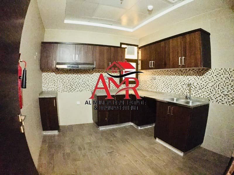 14 Splendid Apt With Central Duct AC and Basement Parking