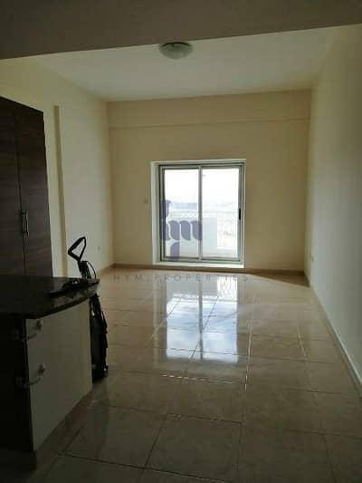 استوديو  للايجار في مجمع دبي ريزيدنس، دبي - 16K into 1CHQ updated new apartment for high floor