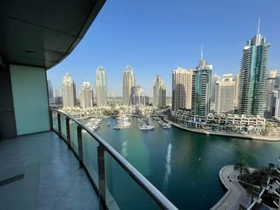 1 Bedroom Flat for Sale in Dubai Marina, Dubai - Full Marina View 1 BR on amazing Price furnished..