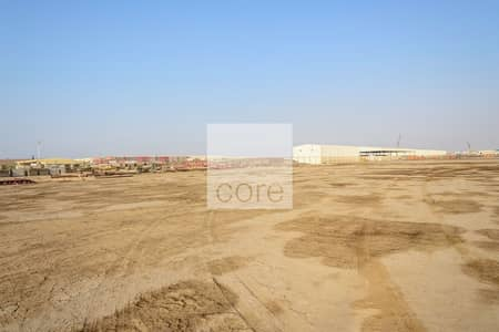 Plot for Rent in Mussafah, Abu Dhabi - Open Yard | Available in Mussafah Industrial