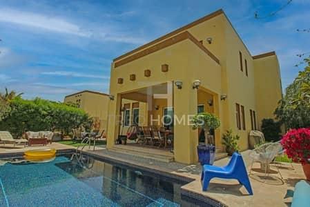 فیلا 3 غرف نوم للايجار في جميرا بارك، دبي - Rare Villa - Quite Location - Chiller Pool