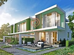 Backyard Of Mansion | Limited Edition | 4bed @ Damac Hills Next to Trump Golf
