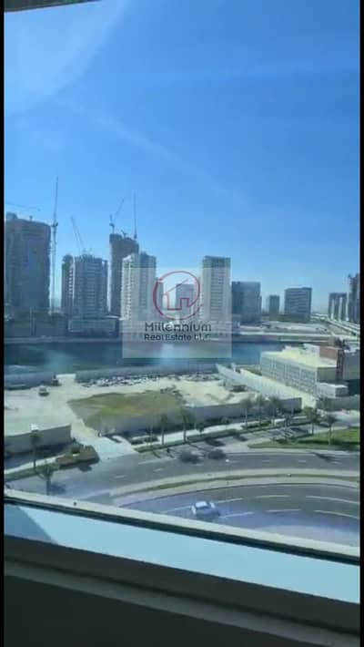 Office for Sale in Business Bay, Dubai - Distress Deal !!!!  | Fully Furnished |  5 Parking  | Canal View