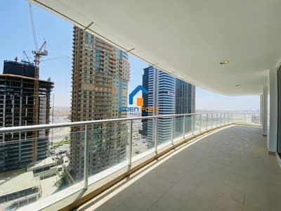 شقة 3 غرف نوم للايجار في أبراج بحيرات الجميرا، دبي - BEAUTIFUL 3BR+MAID UNFURNISHED IN LAGUNA TOWER JLT