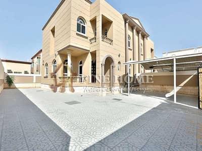 5 Bedroom Villa for Rent in Mohammed Bin Zayed City, Abu Dhabi - Private Entrance | Vibrant 5BR Villa in Compound