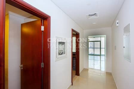 2 Bedroom Apartment for Rent in The Marina, Abu Dhabi - Full Sea Views  With Maids room