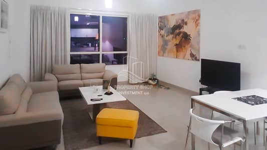 1 Bedroom Flat for Rent in Al Reem Island, Abu Dhabi - Hot Deal! Furnished Apt with High End Facilities