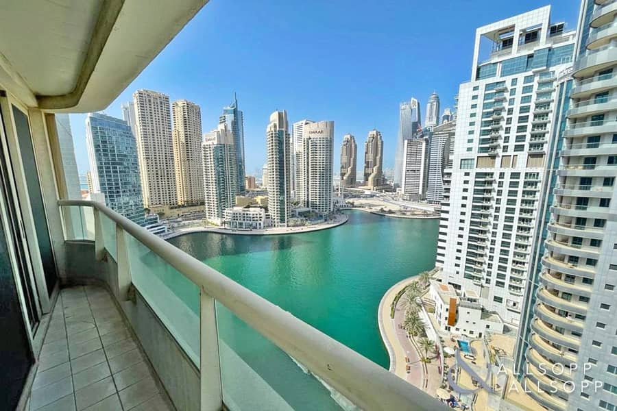 2 Marina Views | Two Bedrooms | Tenanted