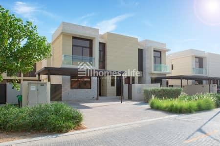 3 Bedroom Villa for Rent in DAMAC Hills (Akoya by DAMAC), Dubai - Never Used Before Brand New Type THL 145k