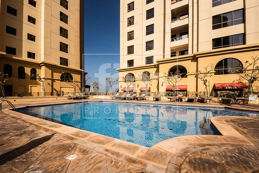 25 Fully furnished studio   Community View  Low floor