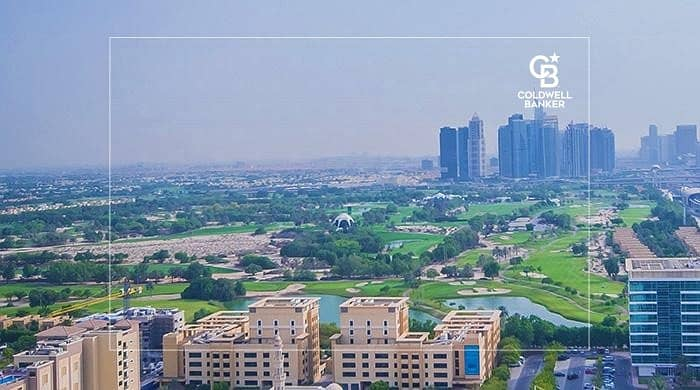 16 Best price | High Floor | Available in June | Golf  view