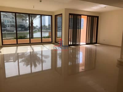 4 Bedroom Townhouse for Rent in Jumeirah Islands, Dubai - SPACIOUS - LAKE VIEW- 4BR + STUDY+ MAIDS