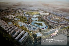 فیلا في قرية الفرسان مدينة خليفة أ 4 غرف 210000 درهم - 5084867