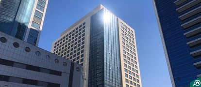 برج أعمال جروفينور