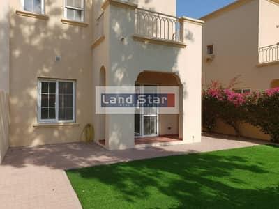 فیلا 2 غرفة نوم للايجار في الينابيع، دبي - SPRINGS 1|TYPE 4E|SINGLE ROW|EXTENDED|30 MAY|120K