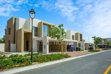 4 Bedroom Townhouse for Rent in Arabian Ranches 2, Dubai - Single Row | Type 1E | Available June
