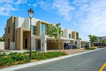 تاون هاوس 4 غرف نوم للايجار في المرابع العربية 2، دبي - Single Row | Type 1E | Available June