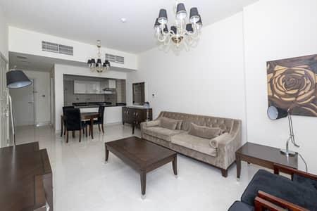 فلیٹ 1 غرفة نوم للايجار في مدينة ميدان، دبي - Fully Furnished Apt w/ Meydan Hotel View