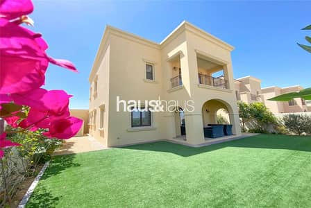 3 Bedroom Villa for Rent in Arabian Ranches 2, Dubai - Single row | End of May | 3 bedrooms + Maids