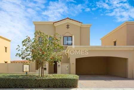 3 Bedroom Villa for Rent in Arabian Ranches 2, Dubai - White Finish| Type 1 | Single Row Villa